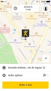 mytaxi-map